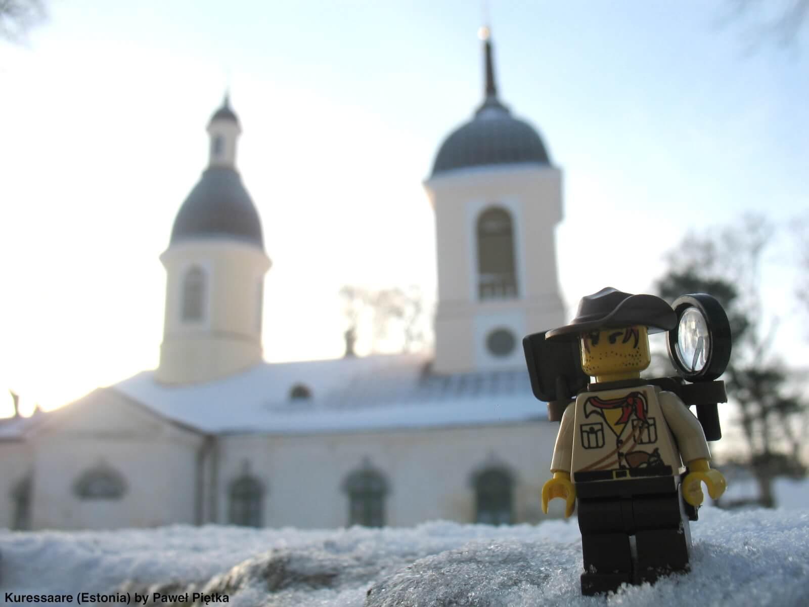 Kuressaare (Estonia) - St Nicholas Church