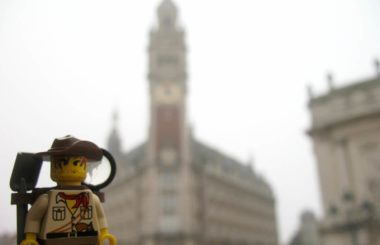 France: Lille (Lego & Travel)