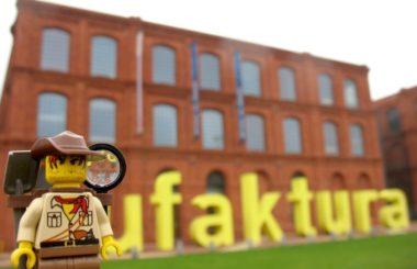Poland: Lodz (Lego & Travel)