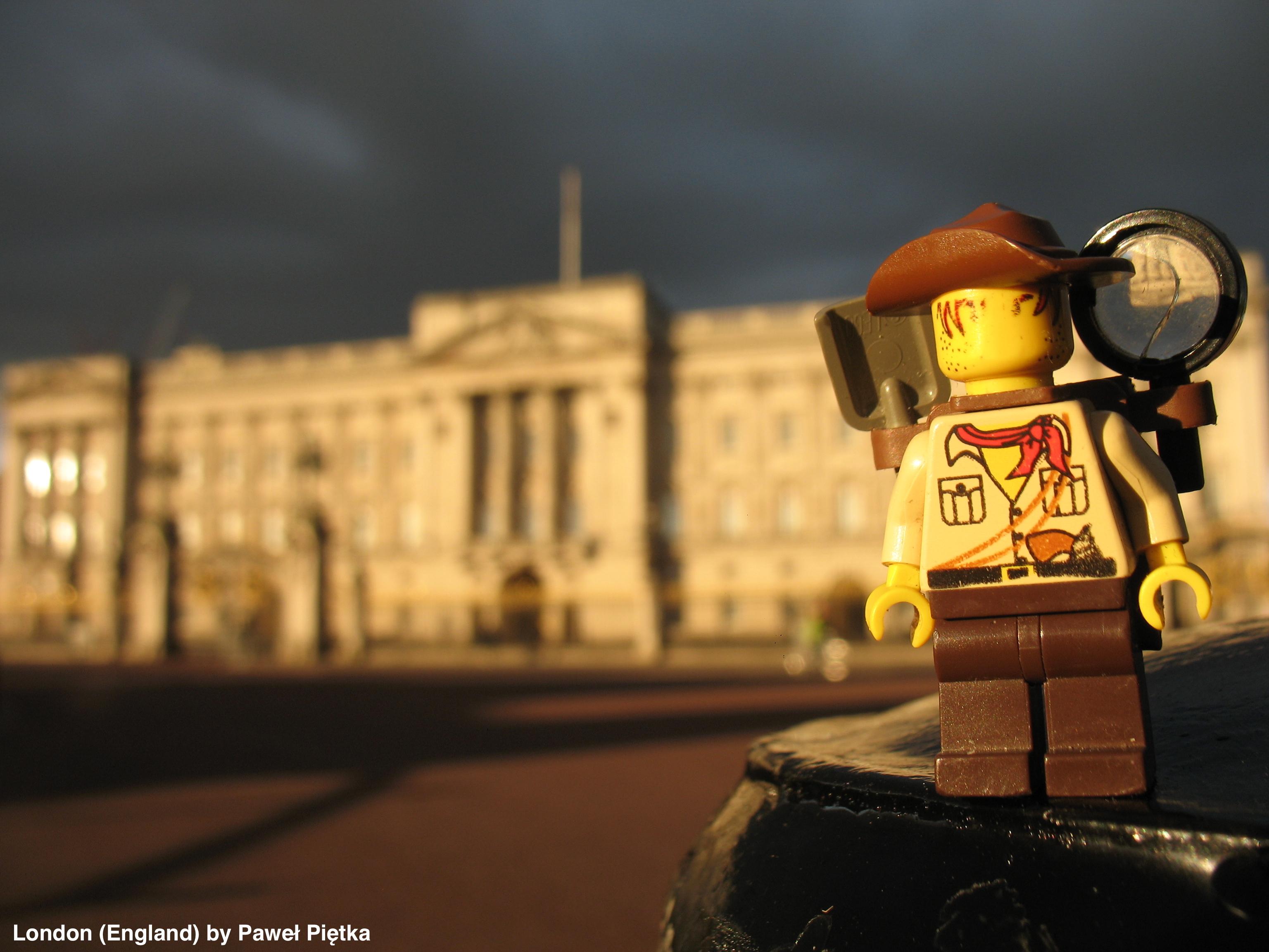 London (England) - Buckingham Palace