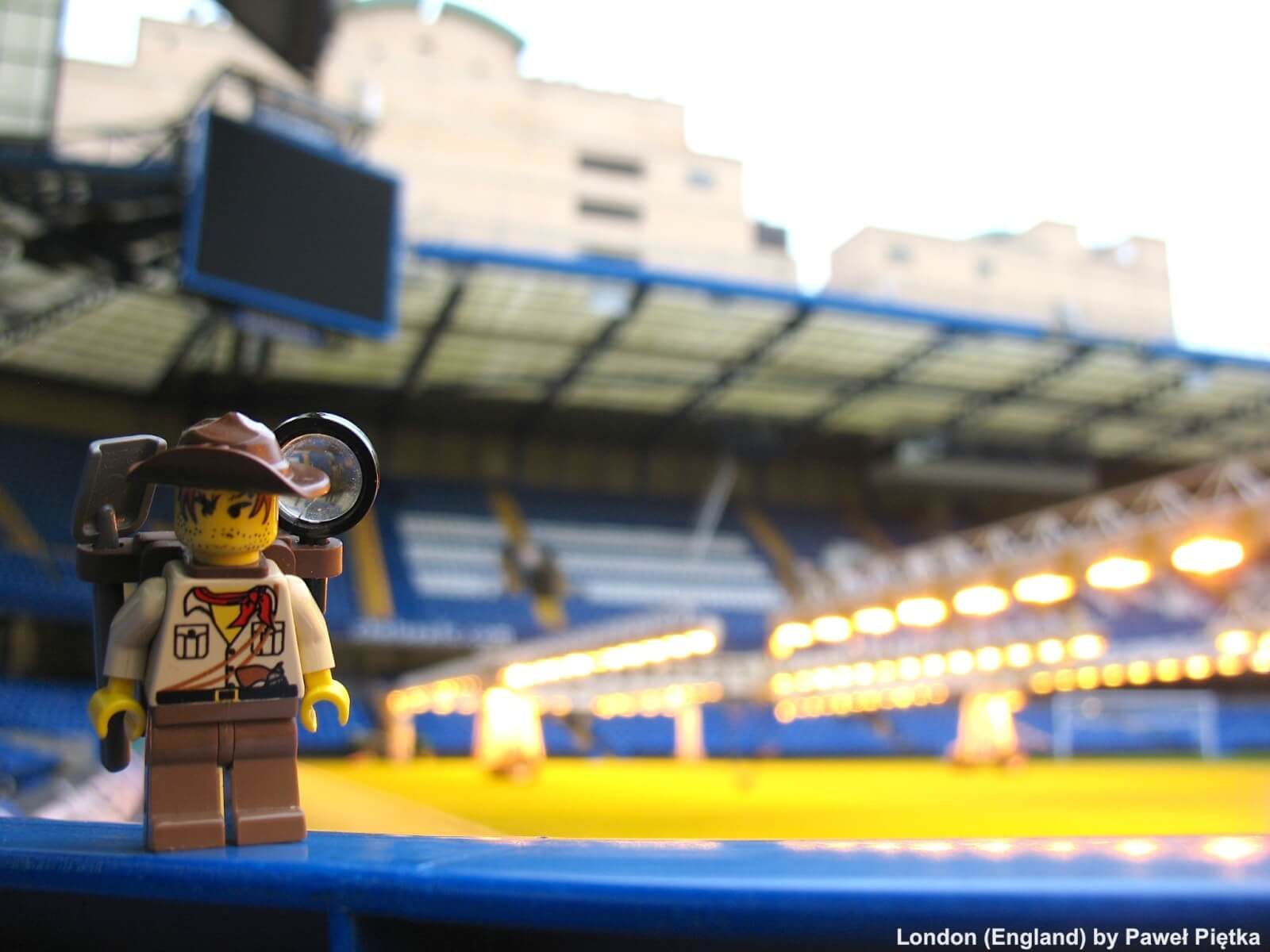 London (England) - Chelsea Stamford Bridge 2