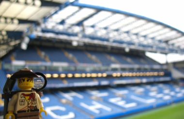 England: Chelsea (Lego & Travel)