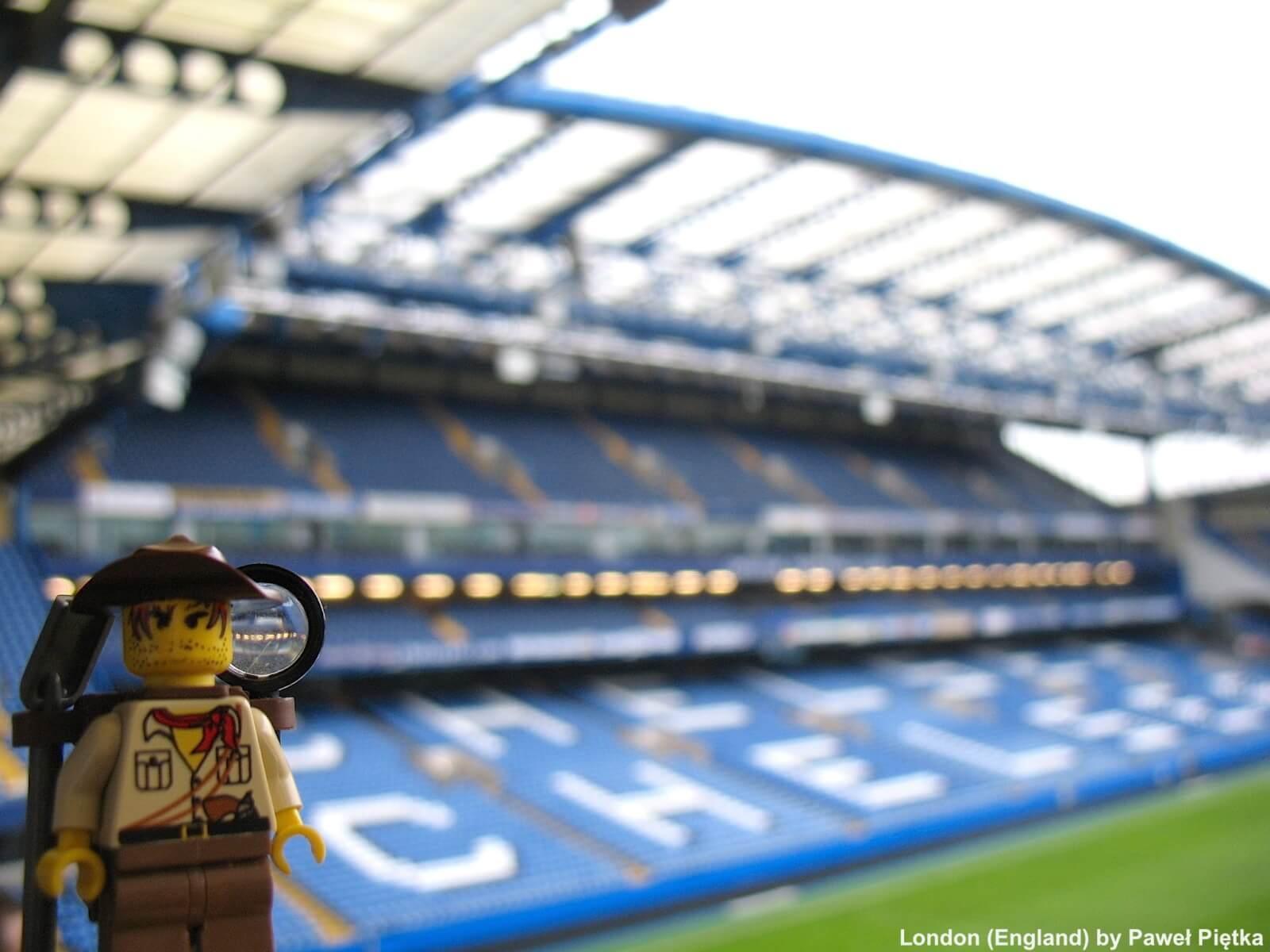 London (England) - Chelsea Stamford Bridge