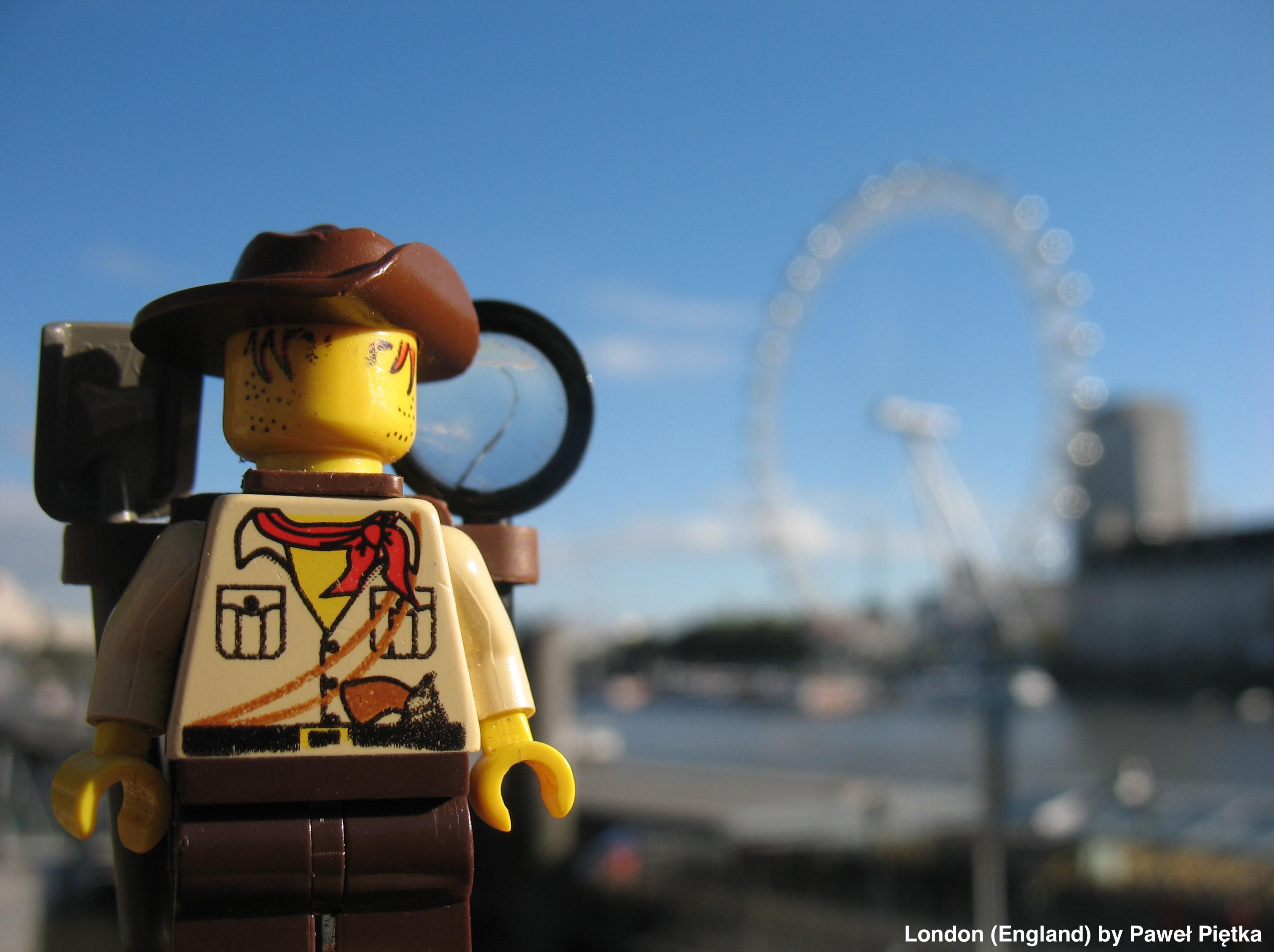 London (England) - London Eye