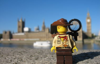 England: London (Lego & Travel)