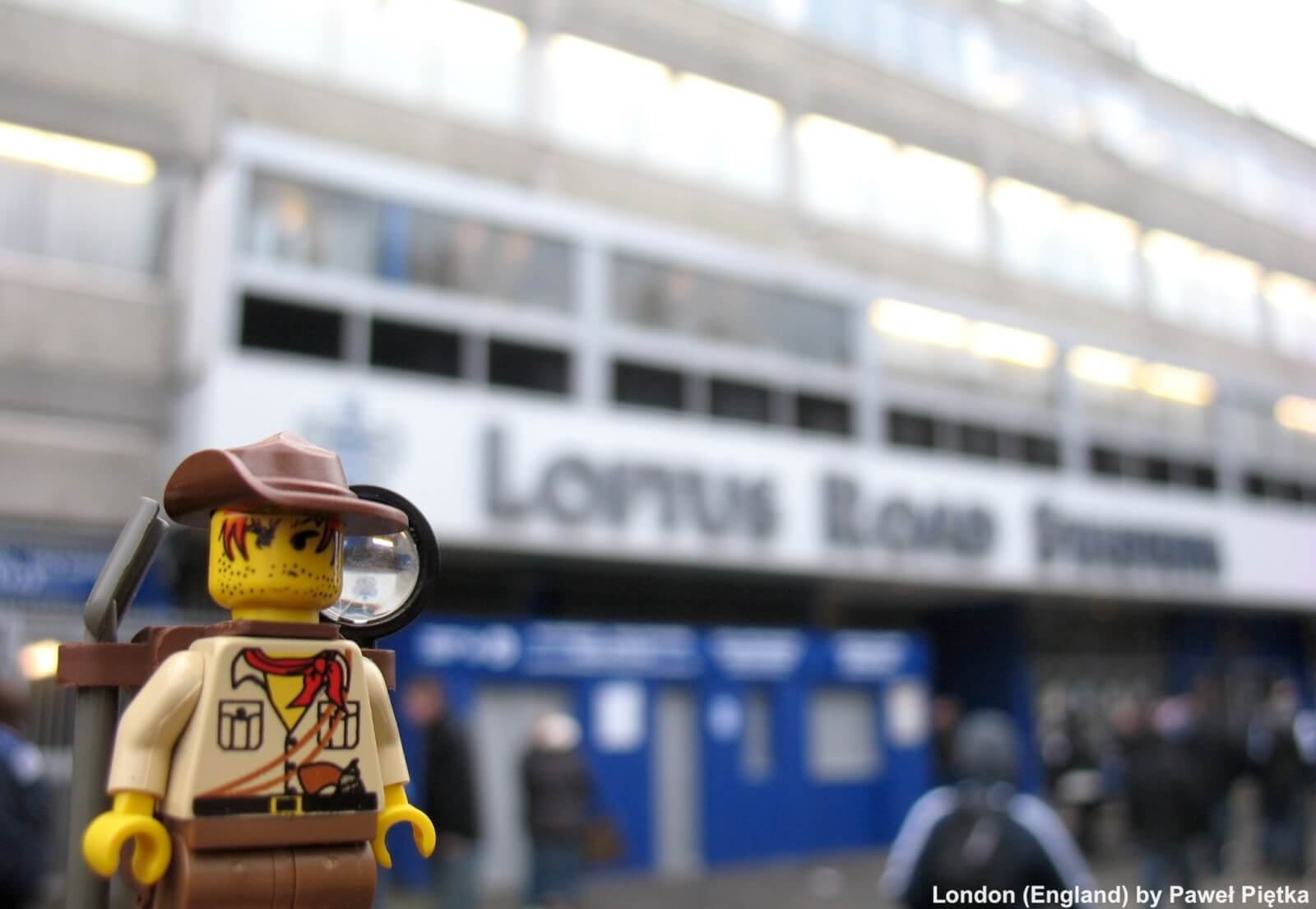 London (England) - QPR Loftus Road