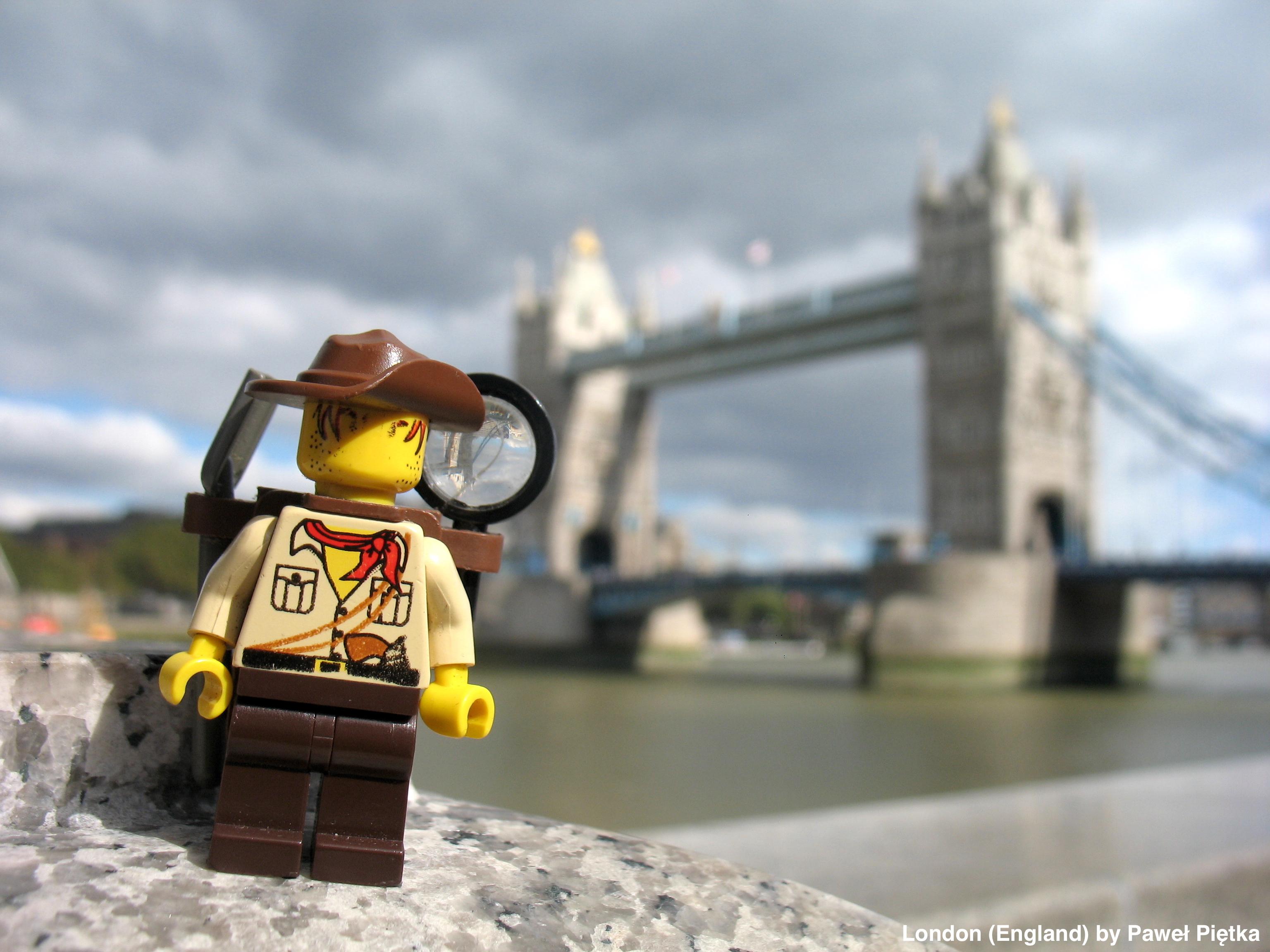 London (England) - Tower Bridge