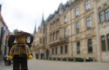Luxembourg City (Lego & Travel)