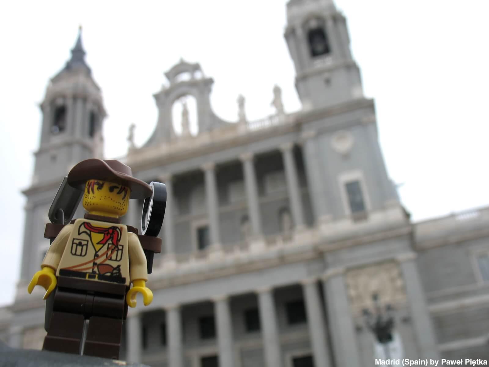 Madrid (Spain) - Almudena Cathedral