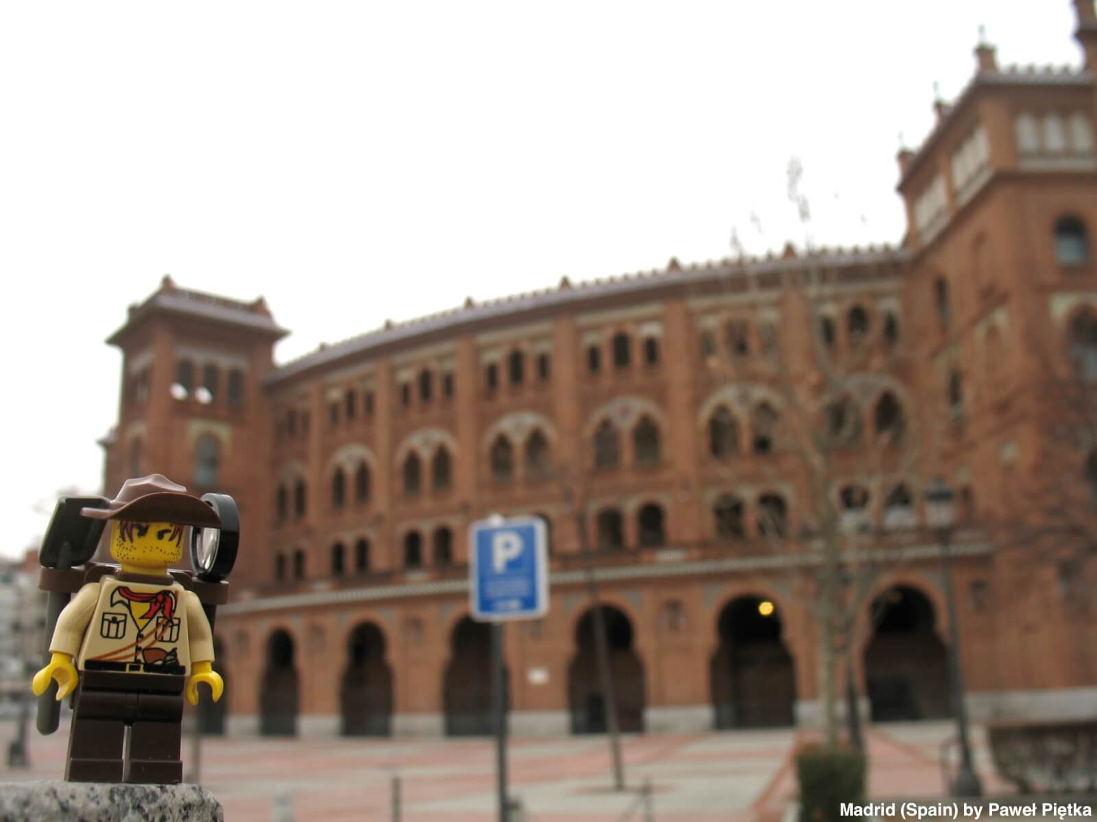 Madrid (Spain) - Las Ventas bullring