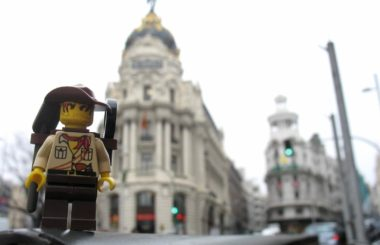 Spain: Madrid (Lego & Travel)