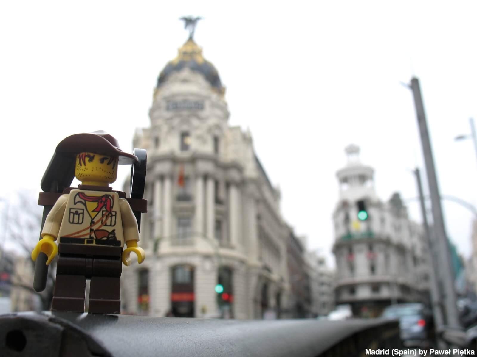 Madrid (Spain) - Metropolis Building
