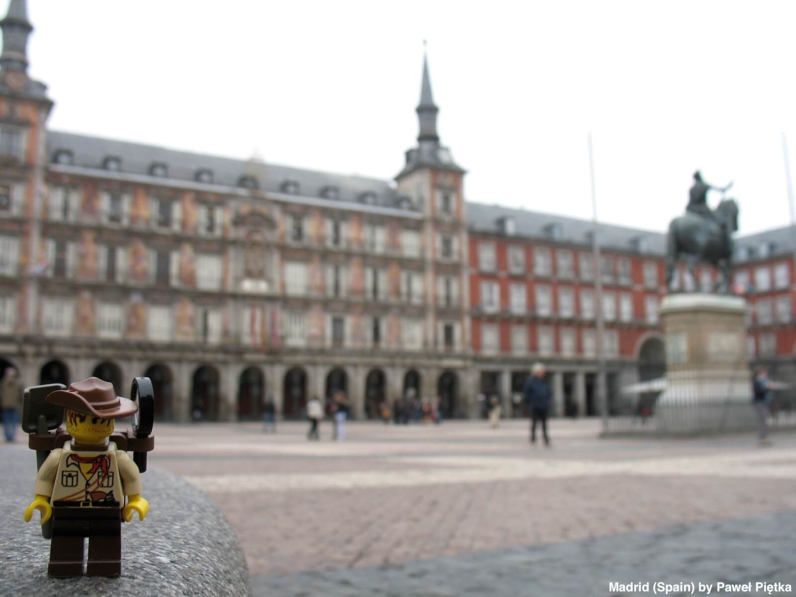 Madrid (Spain) - Plaza Mayor