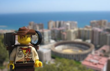 Spain: Malaga (Lego & Travel)