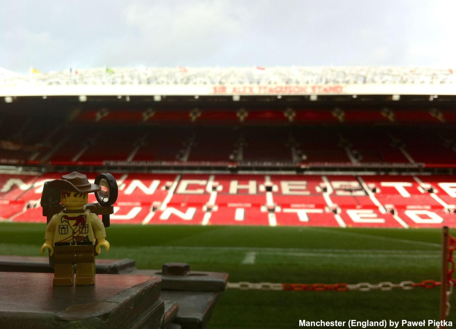 Manchester (England) - Old Trafford Inside