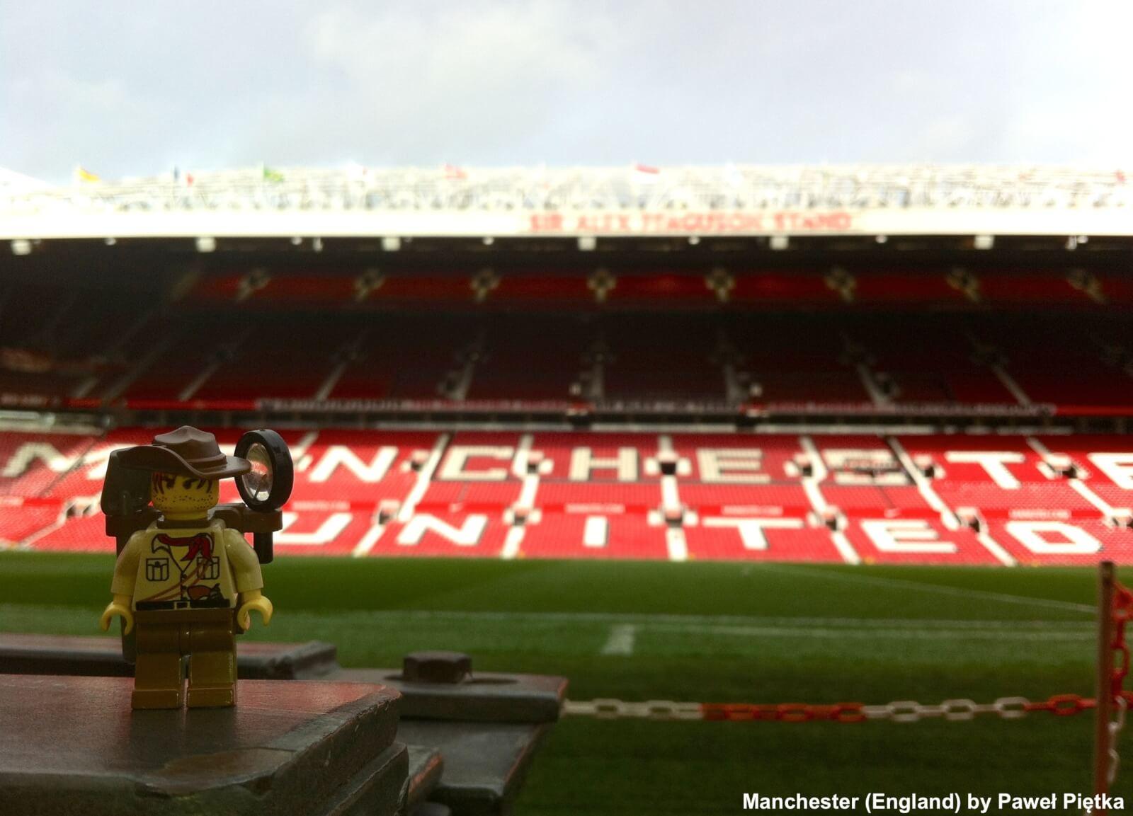 Manchester (England) - Old Trafford Inside