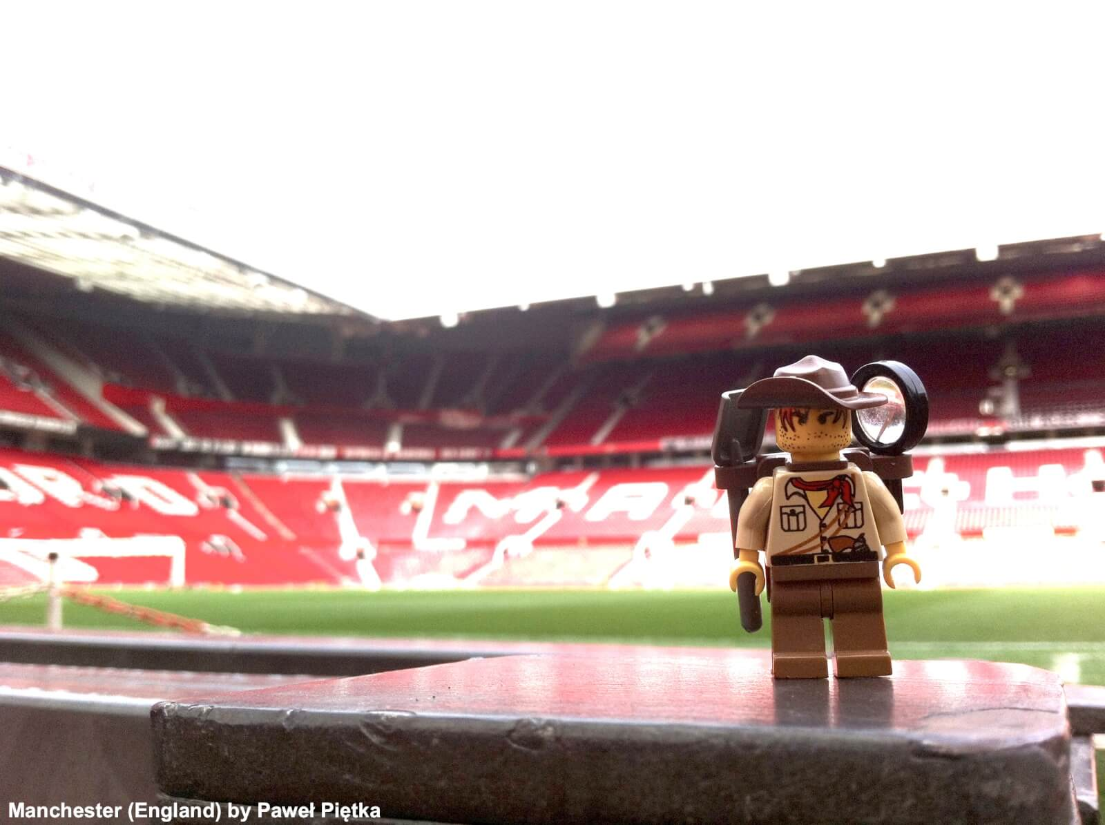 Manchester (England) - Old Trafford Tour
