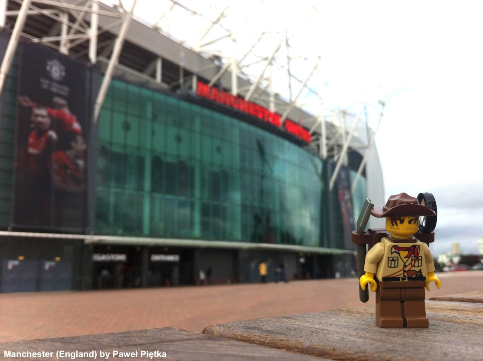 Manchester (England) - Old Trafford