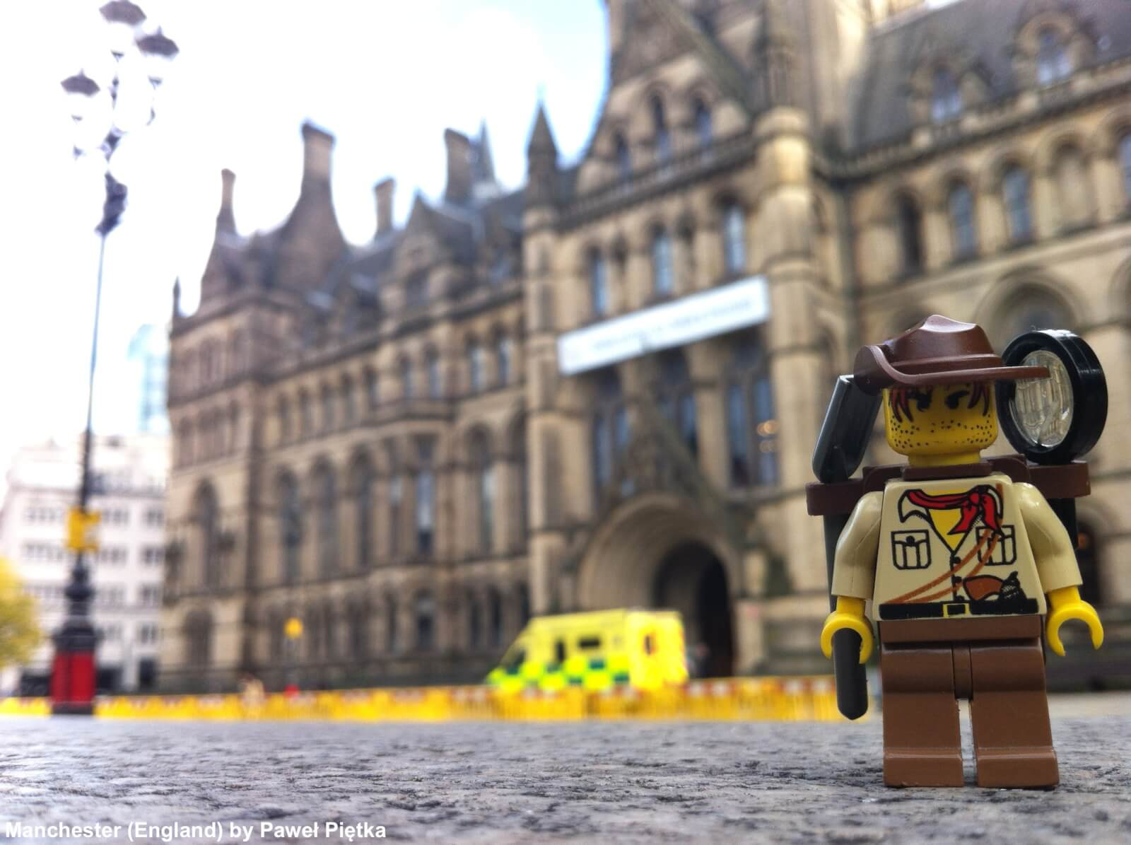 Manchester (England) - Town Hall