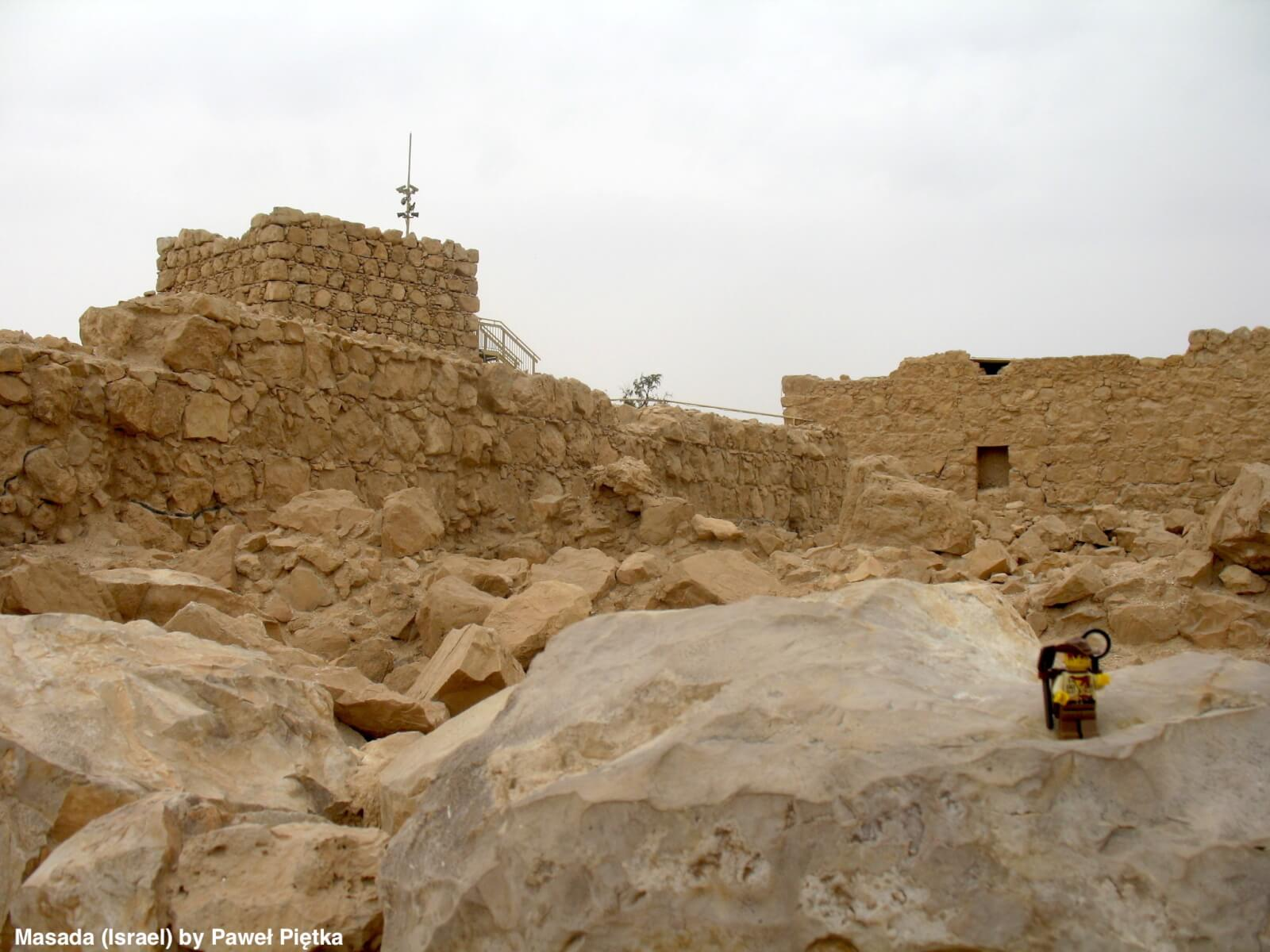 Masada (Israel) - Fortress 1