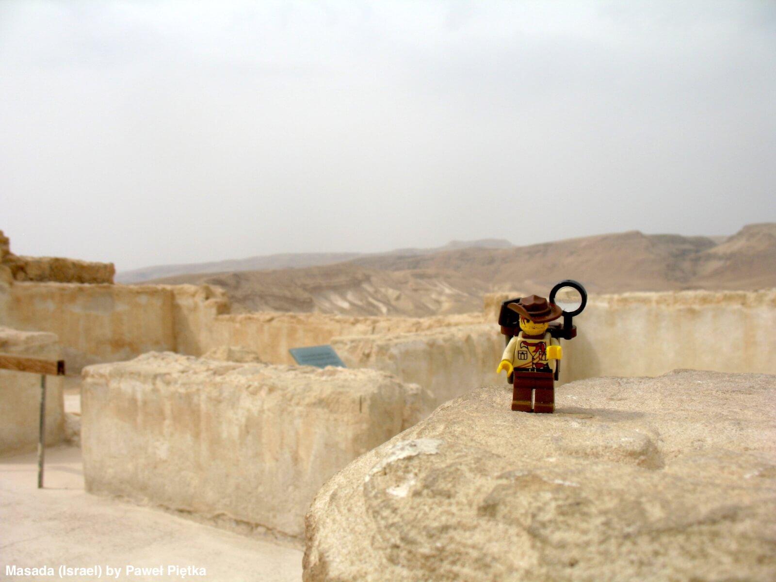 Masada (Israel) - Fortress 2
