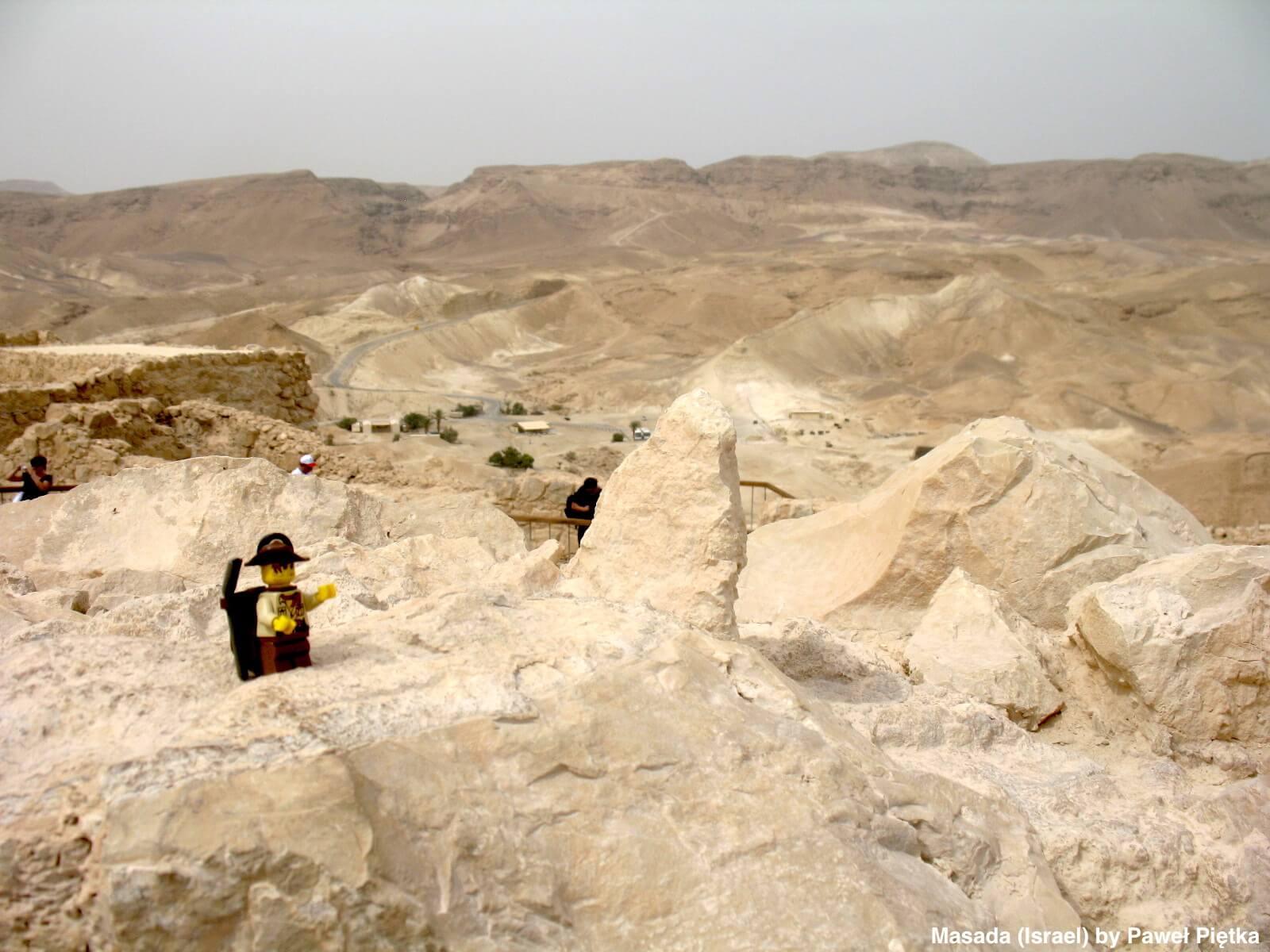 Masada (Israel) - Judaean Desert