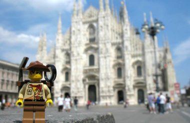 Italy: Milan (Lego & Travel)