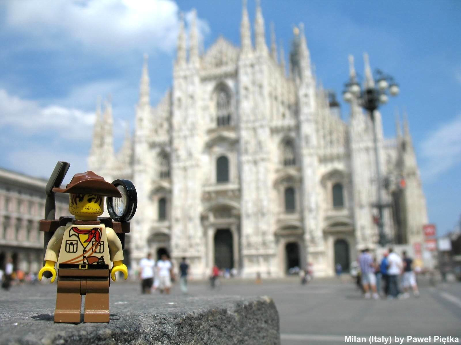 Milan (Italy) - Cathedral