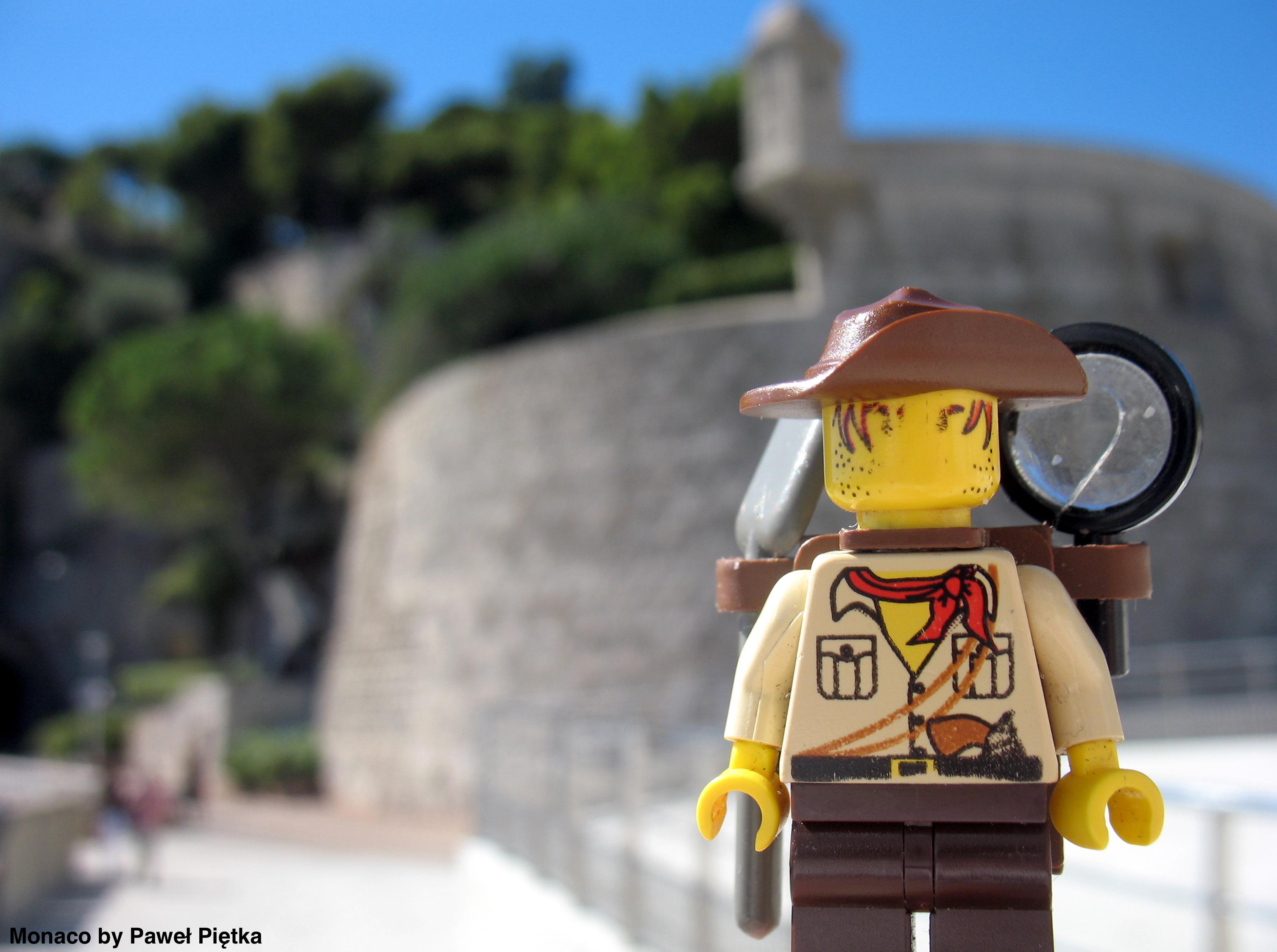 Monaco - Fort Antoine