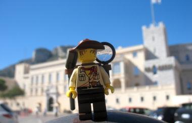Monaco (Lego & Travel)