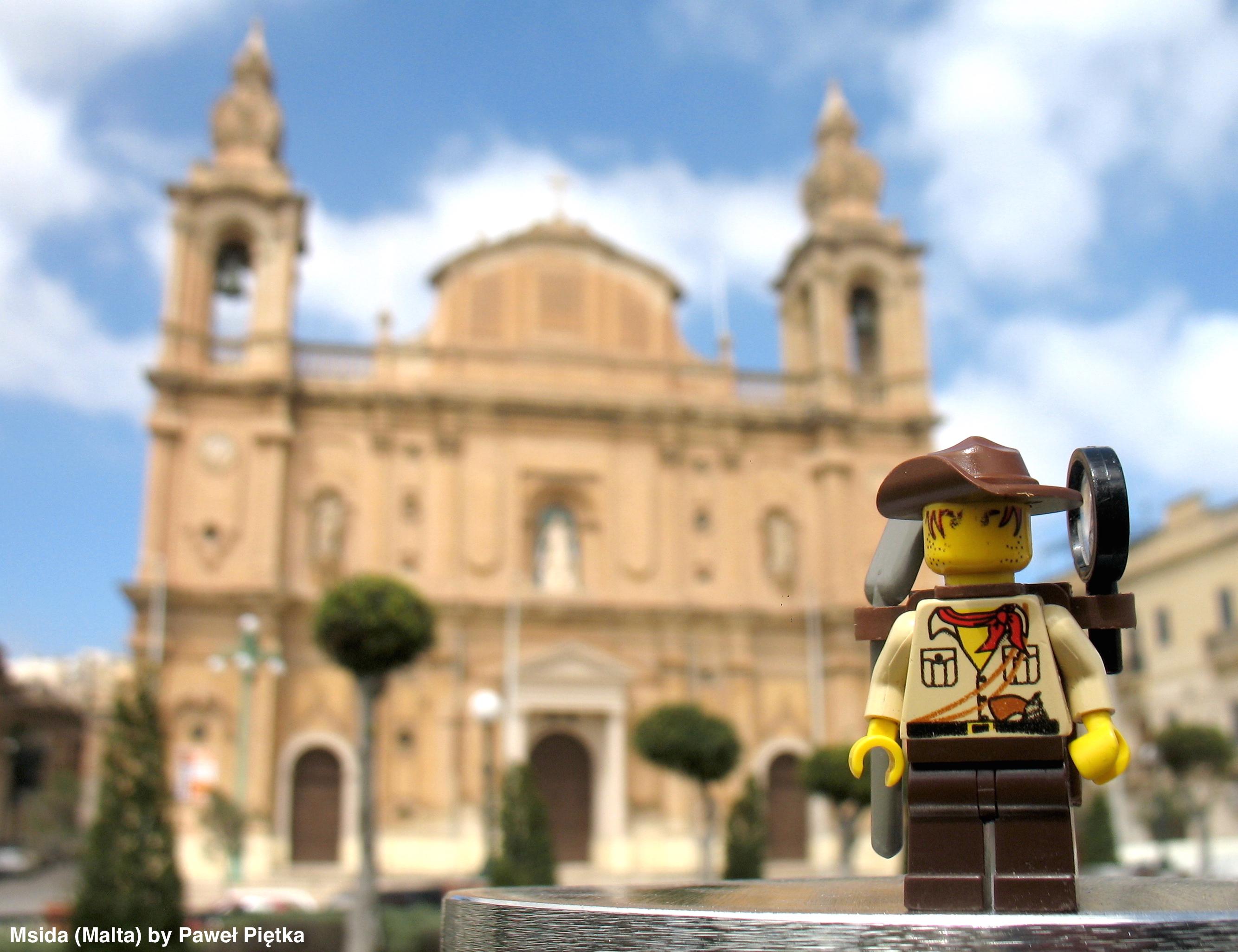 Msida (Malta) - Church of Sultana tal-Paci