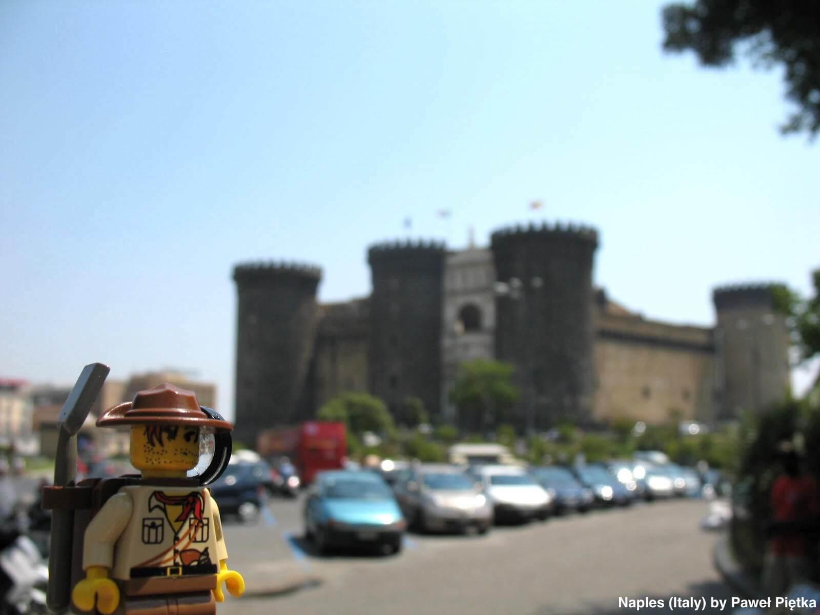 Naples (Italy) - Castel Nuovo