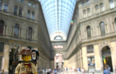 Italy: Naples (Lego & Travel)