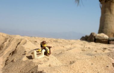 Egypt: Nuweiba (Lego & Travel)