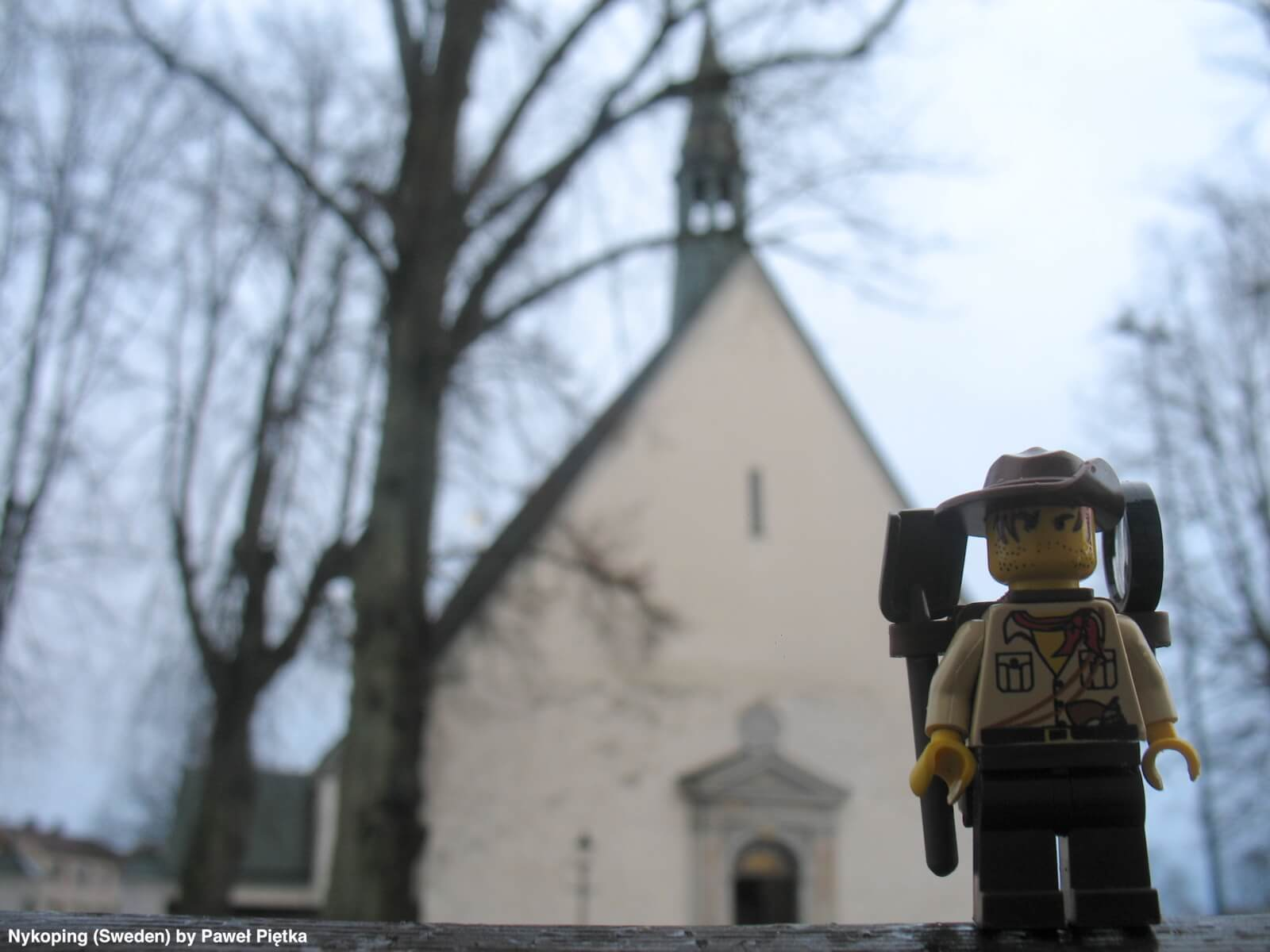 Nykoping (Sweden) - Alla Helgona kyrka