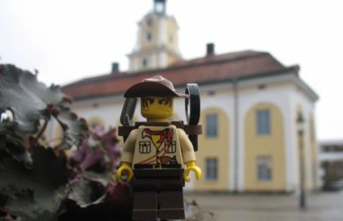Sweden: Nykoping (Lego & Travel)