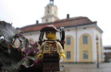 Sweden: Nykoping (Lego & Travel)