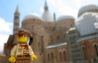 Italy: Padua (Lego & Travel)