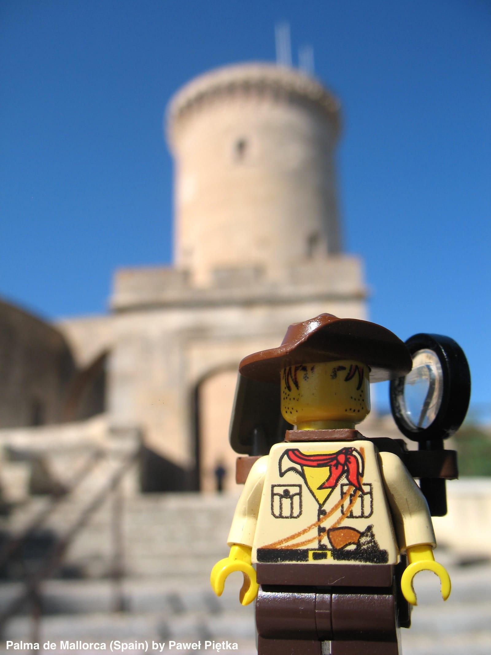Palma de Mallorca (Spain) - Castell de Bellver