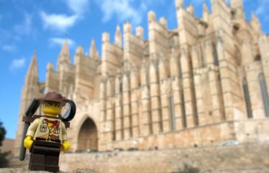 Spain: Palma de Mallorca (Lego & Travel)