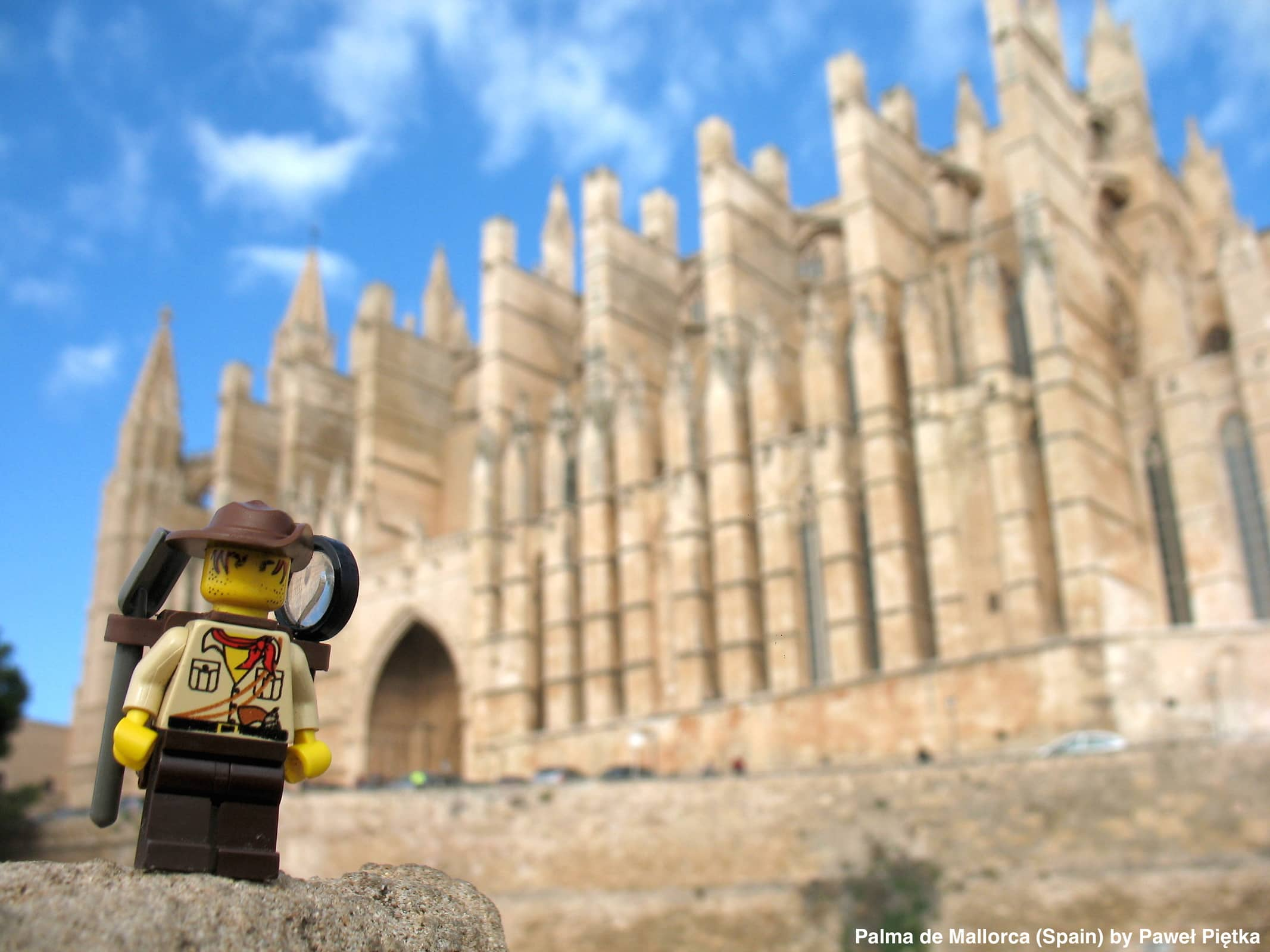 Palma de Mallorca (Spain) - La Seu Cathedral of Santa Maria