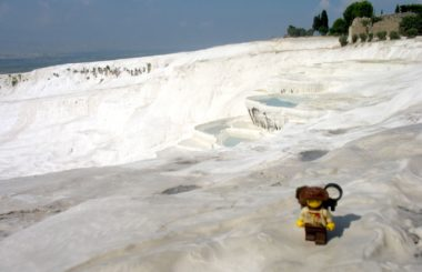 Turkey: Pamukkale (Lego & Travel)