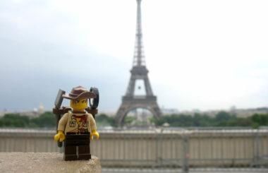 France: Paris (Lego & Travel)