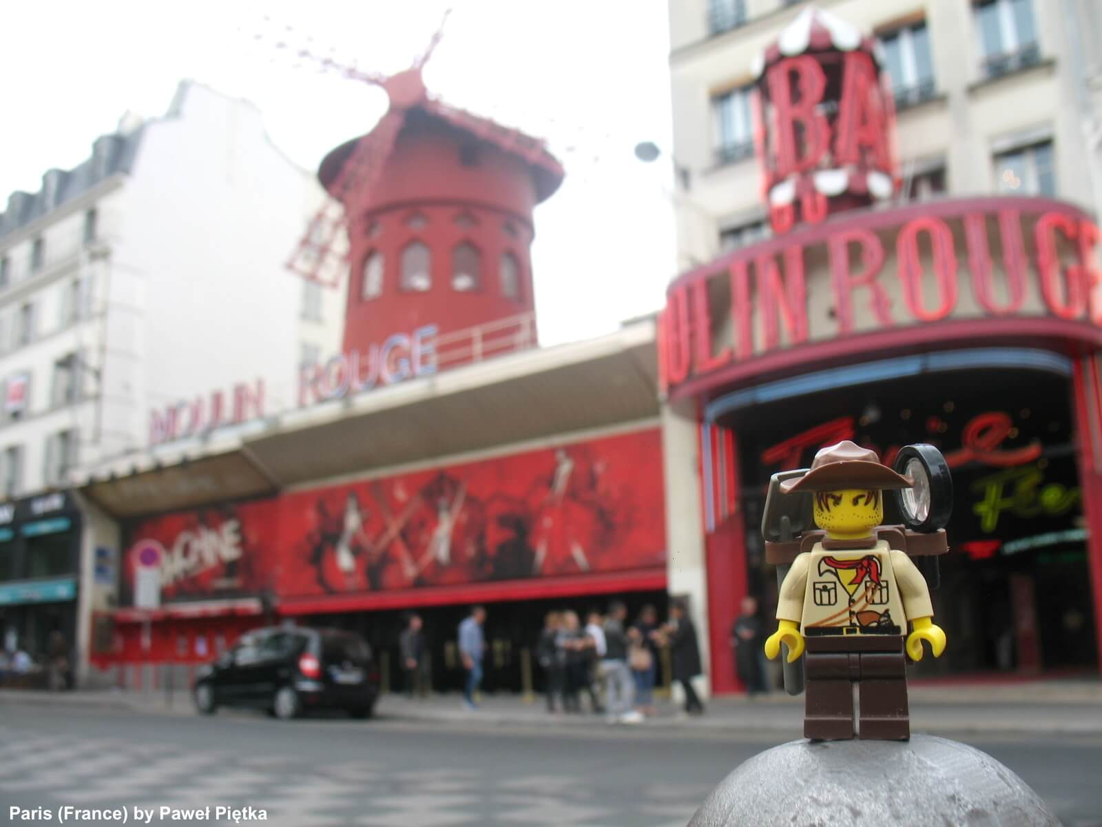 Paris (France) - Moulin Rouge