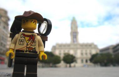 Portugal: Porto (Lego & Travel)
