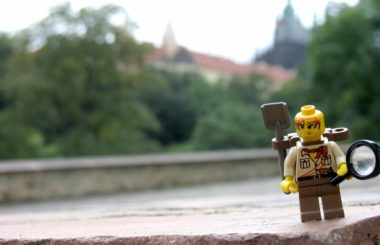 Czech Republic: Prague (Lego & Travel)