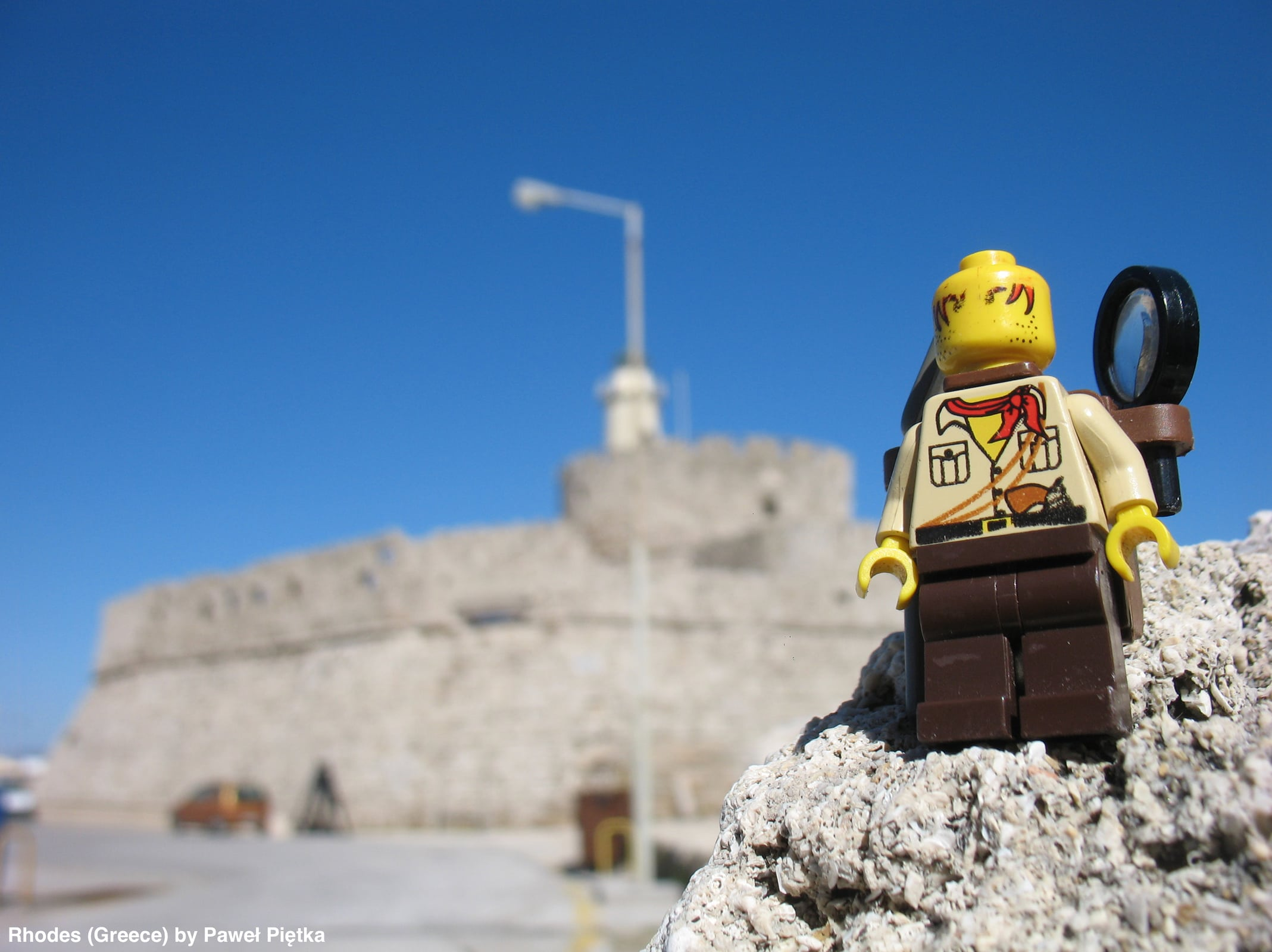 Rhodes (Greece) - Fort Saint Nicolas