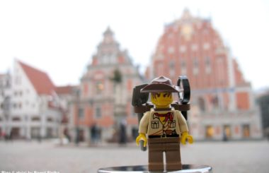Latvia: Riga (Lego & Travel)