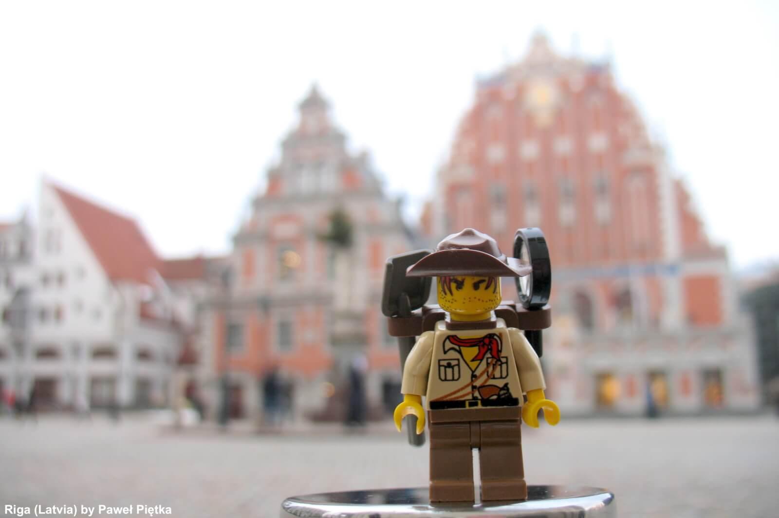 Riga (Latvia) - House of the Blackheads