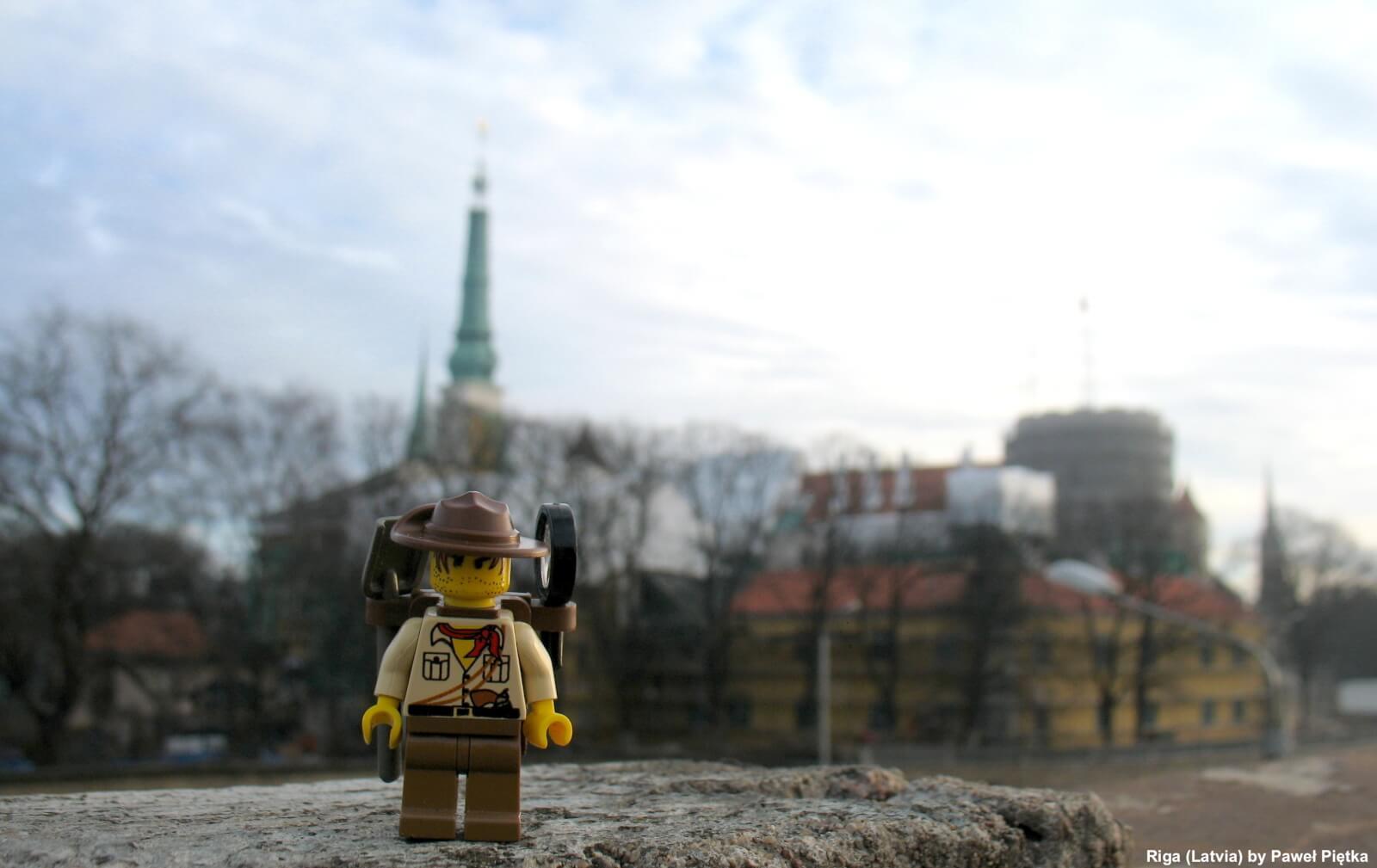 Riga (Latvia) - Riga Castle